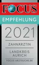 FCGA_Regiosiegel_2021_Zahnärztin_Landkreis Aurich